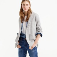 New lightweight sweater-blazer