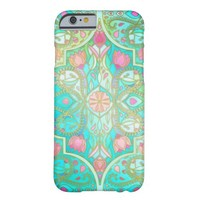 glamorous art deco pattern barely there iPhone 6 case