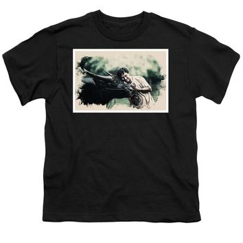 Wildlife Series - The Bread Earners - Youth T-Shirt