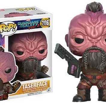 Funko POP Movies: Guardians of the Galaxy 2 Taserface Vinyl Figure