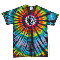 Rainbow Burst Tie Dye T Shirt on Sale for $16.95 at HippieShop.com