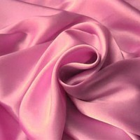 Silk~Y Lingerie Satin Charmeuse Sheet Set Queen Pink