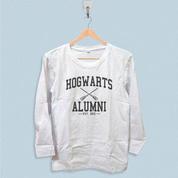 Long Sleeve T-shirt - Hogwarts Alumni Harry Potter