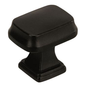 Amerock Revitalize Traditional Rectangle Cabinet Knob