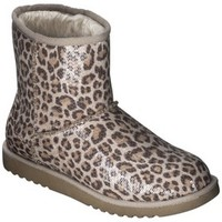 Women's Xhilaration® Kalina Shearling Style Boot - Assorted Colors