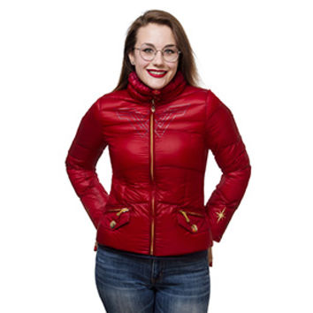 Wonder Woman Down Jacket