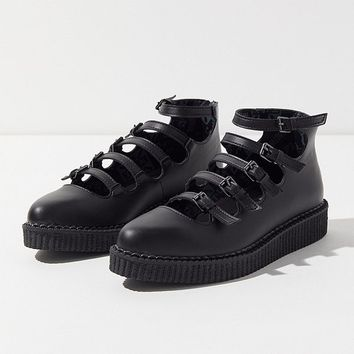 T.U.K. Pointed Mary Jane Creeper | Urban Outfitters