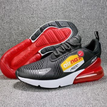 "Nike Air Max 270 ""Black White Red"" Running Shoes - Best Deal Online"