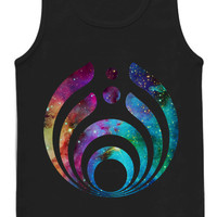 Bassnectar Logo tank top for womens and mens