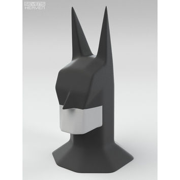 Batman head bust sculpture