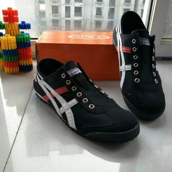 onitsuka tiger all match fashion casual unisex sneakers couple running shoes-8