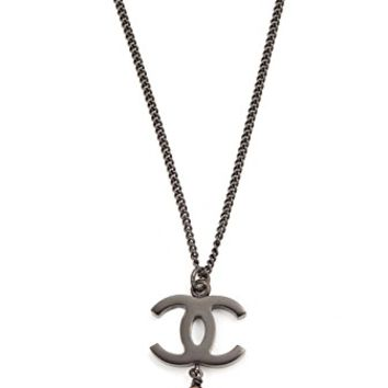 Chanel Dangle Necklace (Previously Owned)
