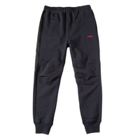 Stussy: Flight Fleece Pants - Black
