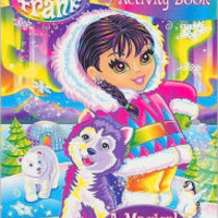 A Magical World! Giant Coloring and Activity Book by Lisa Frank, Coloring Book | Barnes & Noble