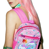 Hello Kitty Fresh Punch Mini Backpack