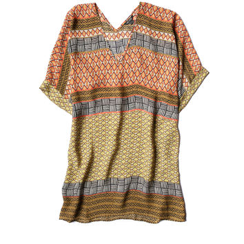 NIC+ZOE - Basket Weave Tunic - Multi