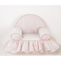 Cotton Tale Heaven Sent Baby's 1st Chair (Pink)