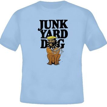 JunkYard Dog JYD Retro Wrestling T-Shirt