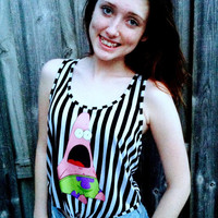 Patrick Tank Top by NotThemBasicTops on Etsy