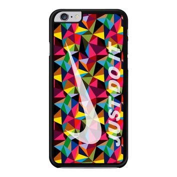 Nike Just Do It Geometrick iPhone 6 Plus / 6S Plus Case