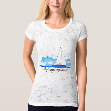 Sailing lovers T-Shirt