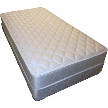 Reliable Single Sided Full Mattress Set
