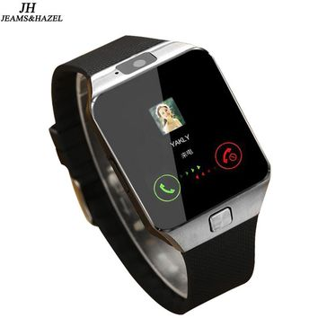 Bluetooth Smart Watch Electronics Wristwatch For Samsung Android Phone