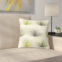 Julia Grifol My Holidays Time Outdoor Throw Pillow