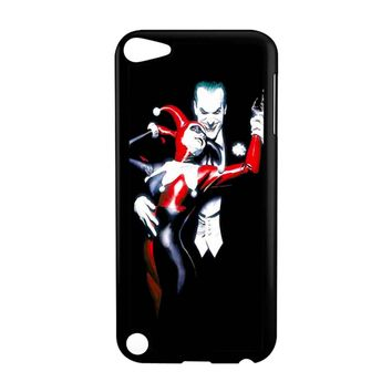 The Joker And Harley Quinn iPod Touch 5 Case