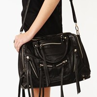 Zipped Up Bag