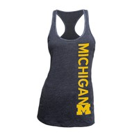 NCAA Michigan Wolverines Women's Latitude Tank Top