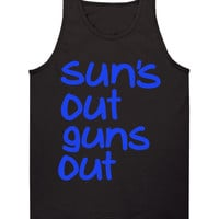 'Suns Out, Guns Out' Tank Top