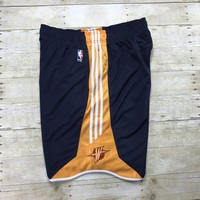 Adidas Golden State Warriors Basketball Shorts Mens Size 2XL