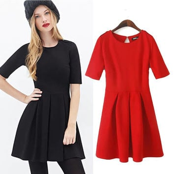 New Fashion Summer Sexy Women Dress Casual Dress for Party and Date = 4720986116