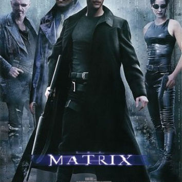 THE MATRIX POSTER Keanu Reeves RARE HOT NEW 24x36