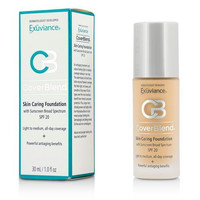 Exuviance Coverblend Skin Caring Foundation Spf20 - # Blush Beige --30ml-1oz By
