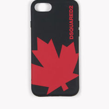 New Stylish Dsquared 2 Logo Fit Hard Case For iPhone 6 6s 7 8 Plus X Cover +