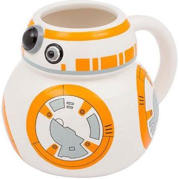 Star Wars BB-8 Ceramic Coffee Mug