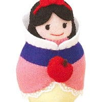 Felt Clockwork Toy / Kawaii Snow White Doll, Japanese DIY Kit, Snow White, Die Cut Felt  Easy Tutorial, Gift For Girls, Children, F125