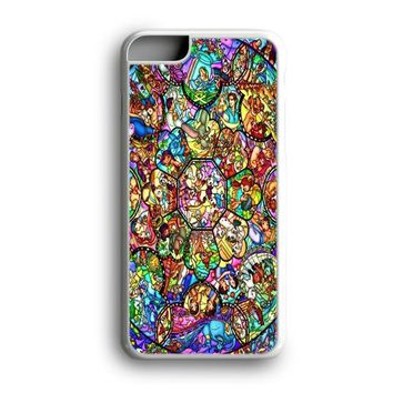 Awesome Black Friday Offer All Character From Disney Stained Glasses iPhone Case | Samsung Case