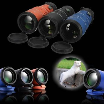 Brand 26x52 66M/8000M HD Clear Zoom Optical Monocular Telescope Hunting Camping