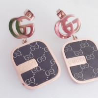 Gucci cute shining earrings
