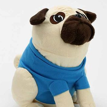 Pugs Not Drugs Plush Toy- Assorted One