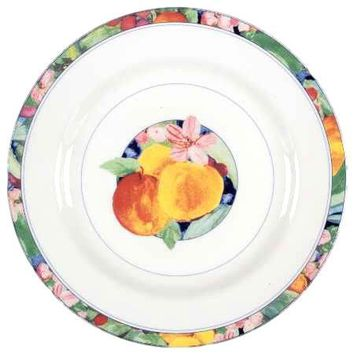Exotic Garden Salad Plate by Mikasa
