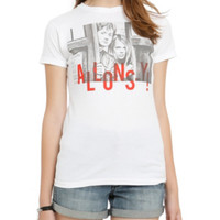 Doctor Who Tenth Rose Allons-y Girls T-Shirt