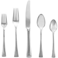 Federal Platinum 5-piece Flatware Place Setting by Lenox