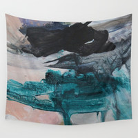 0 9 3 Wall Tapestry by jennifergauthier
