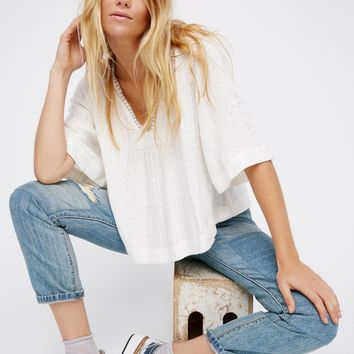 Free People Get Over It Pullover