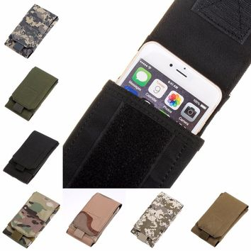 MOLLE Waist Bag Army Tactical Military Mobile Phone Bag Belt Pouch Case Cover For NOKIA C7 C3 Lumia 900 800 710 610 N91 N9 N81