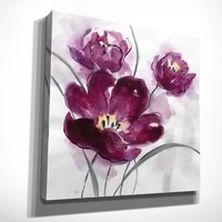 'My Magenta II' by Nan Painting Print on Wrapped Canvas